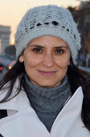 Francisca Gavilán Revista ED