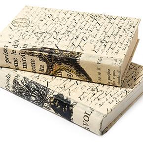 cajas de libro en serie sugerencias revista ed