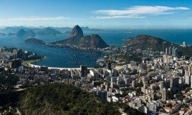 Panorámica de Río de Janeiro