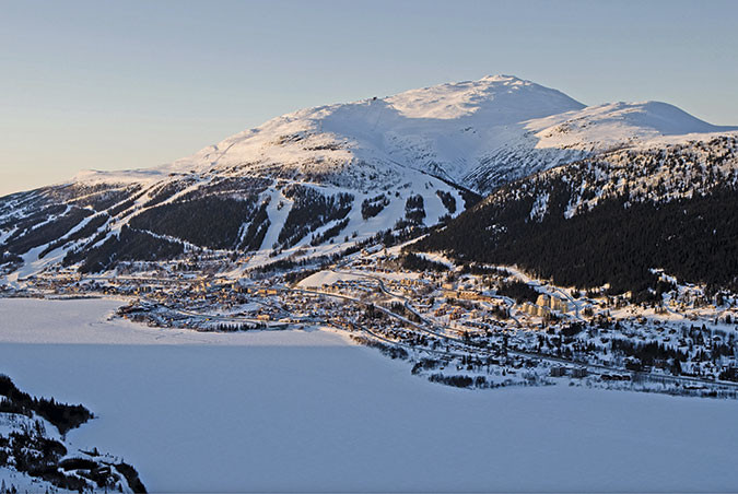 Copperhill Mountain