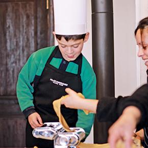 clases de cocina pilar rodriguez ana maria amenabar francisca amenabar