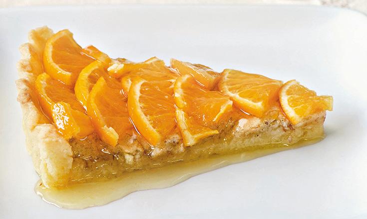 tarta de clementinas revista ed