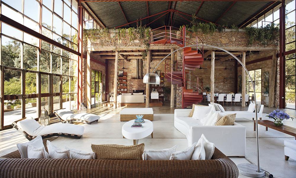 Grandes dimensiones revista ed estilo y decoraci n for Muebles en punta del este uruguay
