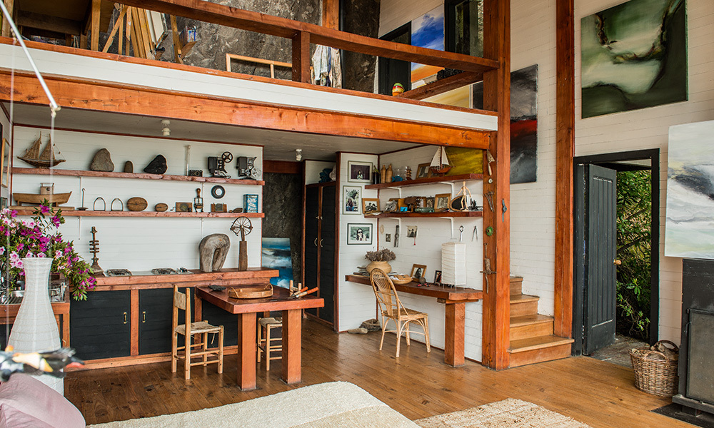 El jard n del ranco revista ed estilo y decoraci n for Casa y jardin revista decoracion