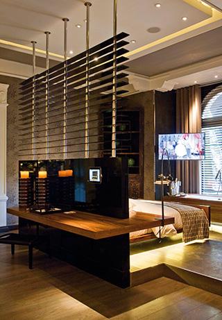 Suite de hotel: Enrique Concha