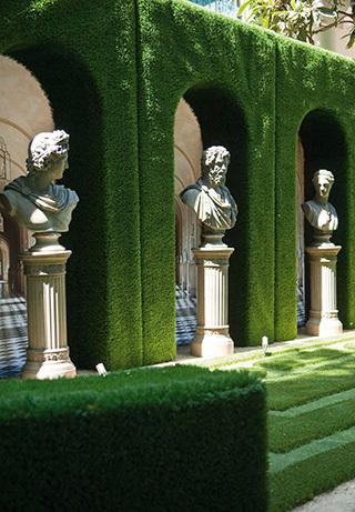 Mi pequeño jardín francés: Consuelo Marti y Juan Agustín Donoso