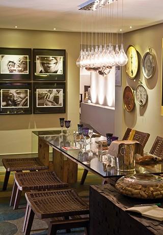 Bar de hotel boutique: Priscila Sathler y Grazielle Freilas