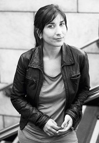 Mejor artista emergente: Alejandra Prieto