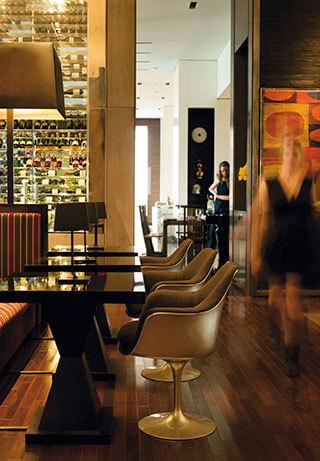 Mejor hotel Santiago: W
