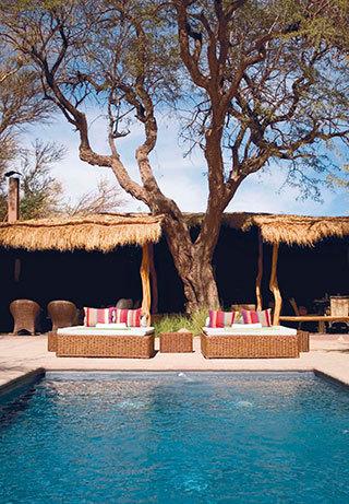 Mejor hotel en regiones: Hotel Awasi, San Pedro de Atacama