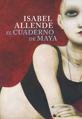 Mejor libro: El cuaderno de Maya, de Isabel Allende