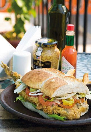 Mejor sandwichería: Ciudad Vieja