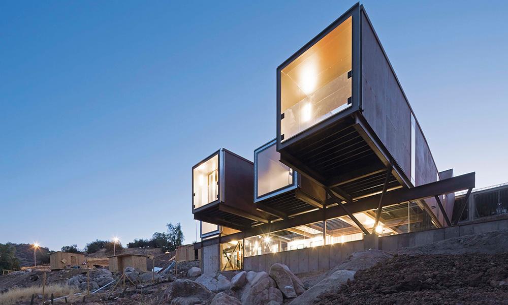Sebastián Irarrázaval Arquitectura Revista ED