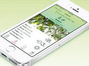app para jardines se habla datos ed revista ed