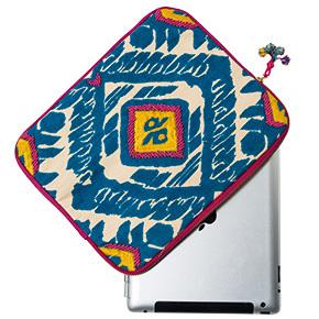porta notebook de género estampado en serie sugerencias revista ed