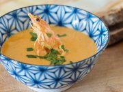 sopa de camarones el plato de felipe novoa revista ed
