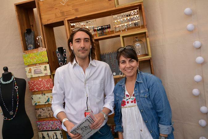 Cristián Dagnino y Cecilia Valcarce