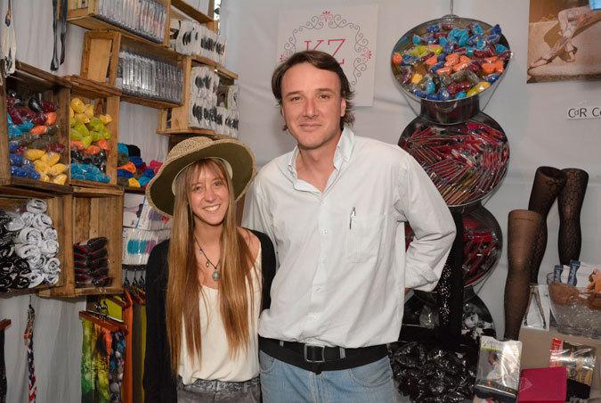 María Luisa Torres y Mauricio Zavala