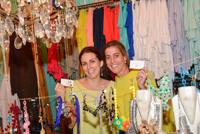 Magdalena Abadie y Paola Guedes de Rezende