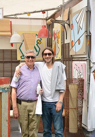 Víctor y Cristán Dagnino