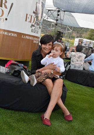Lorena Valenzuela y Nina Margozzini