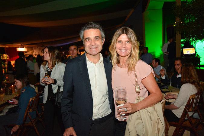 Julio Nacer y Cecilia Arriagada