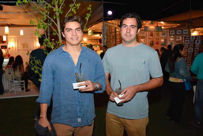Nicolás y Manuel de la Fuente