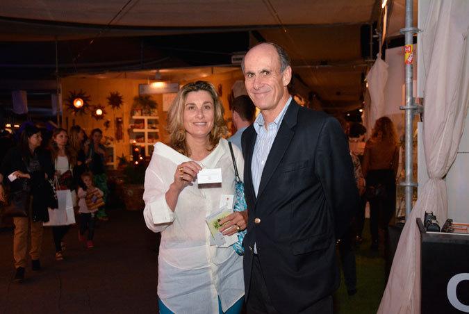 Paula Gutiérrez y Francisco Irarrázabal