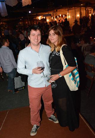 Pedro Eguiguren y Antonia Zabala
