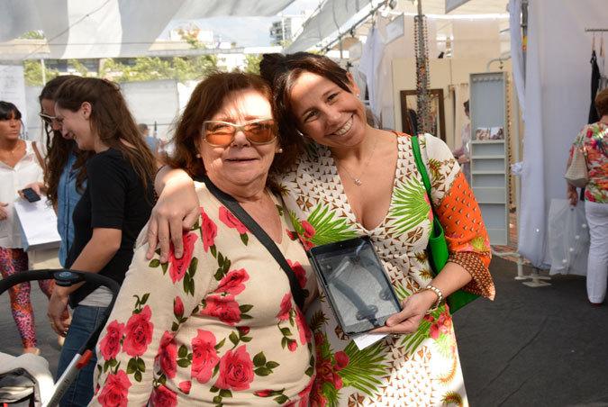 Liliana Castiglione y Paola Castiglione