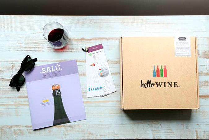 HELLO WINE - Stand 55