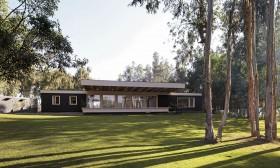La casa del bosque, Decoración Revista ED
