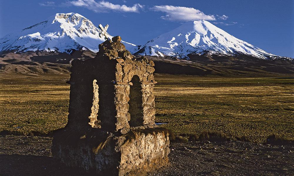 La ruta de las misiones, Itinerario Revista ED