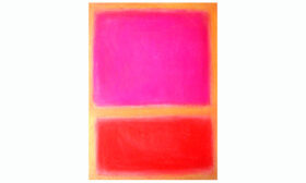 En serie Mark Rothko