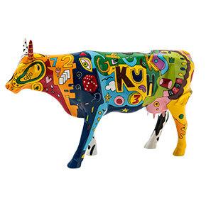 Vaca - En serie Jean-Michel Basquiat