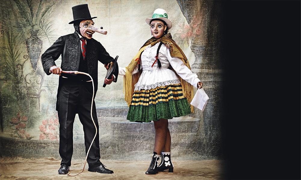 Alta moda Mario Testino Revista ED