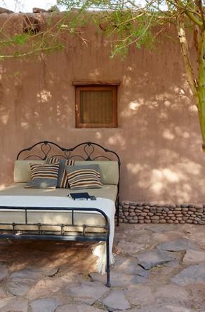 Refugio en el desierto Revista ED