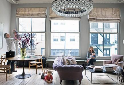 decoración revista ed departamento nueva york