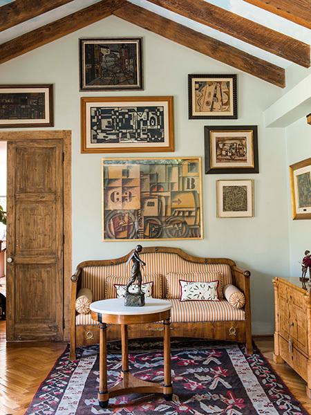 La quinta del arte revista ed estilo y decoraci n for Muebles el uruguayo
