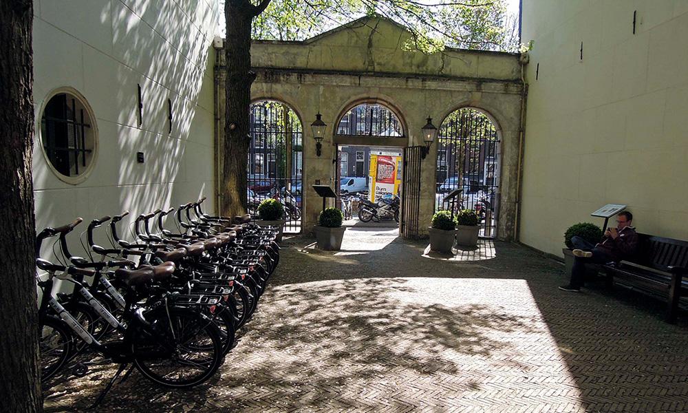 El otro Amsterdam - Itinerario ED
