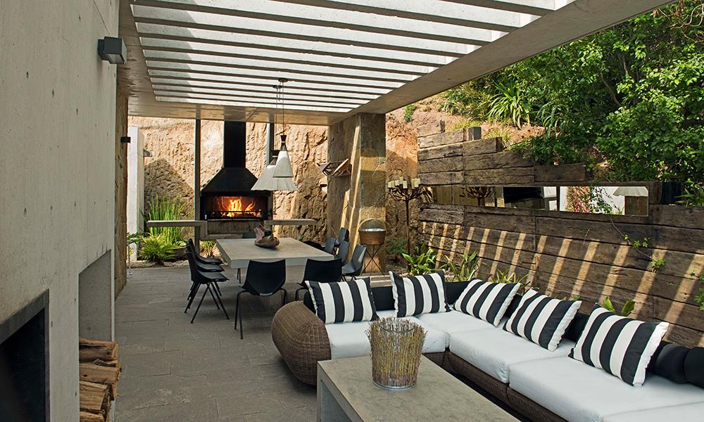 Placer a la vista revista ed estilo y decoraci n - Ideas para decorar terraza atico ...