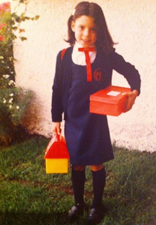 Catalina Edwards, colegio Villa María Academy