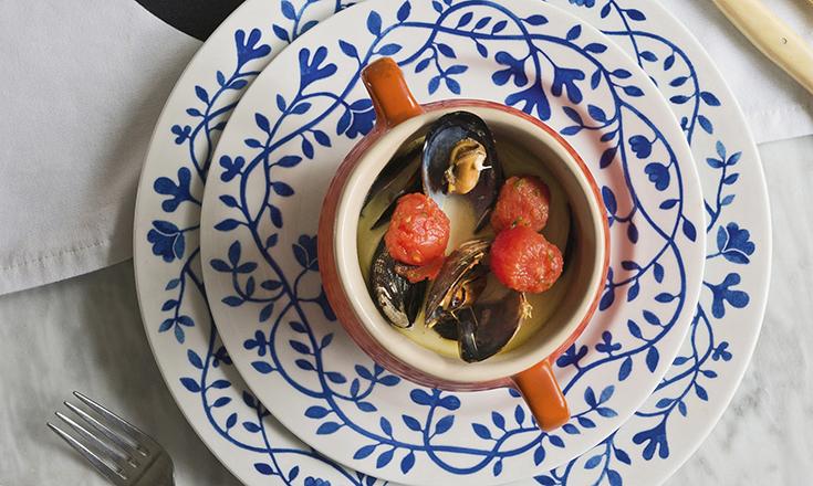 El plato de Claudia Molina - Revista ED