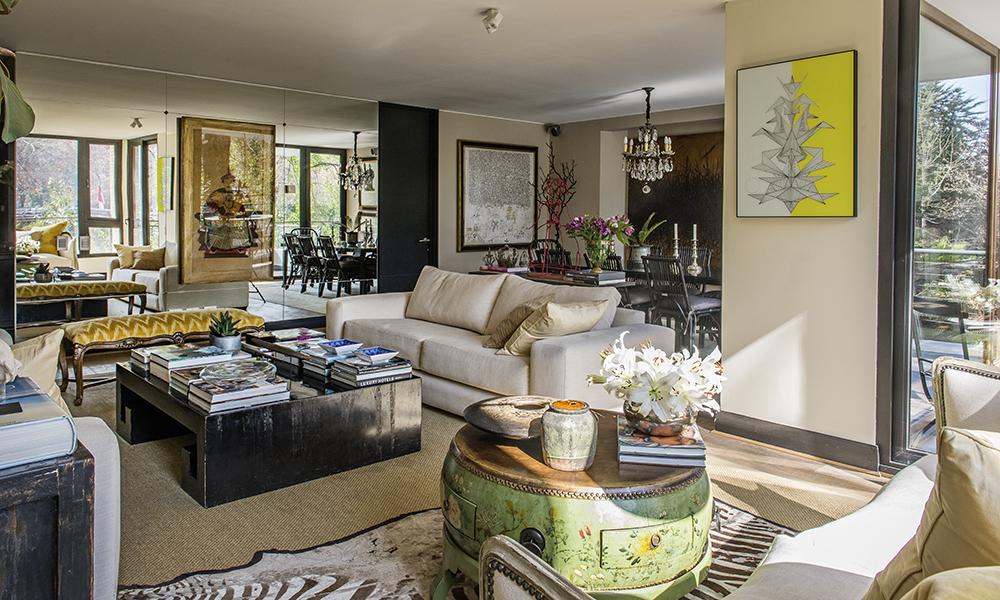 Espacios abiertos revista ed estilo y decoraci n Decoracion de espacios abiertos en casa