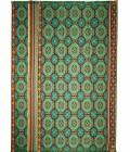Manta azulejo turquesa