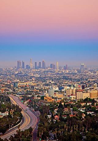 Los Angeles, California. Estados Unidos