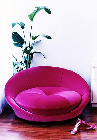 Colores adecuados para los muebles