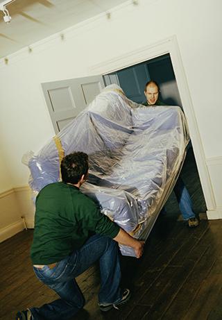 Muebles que no sabemos si caben