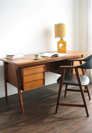 Muebles vintage no restaurados