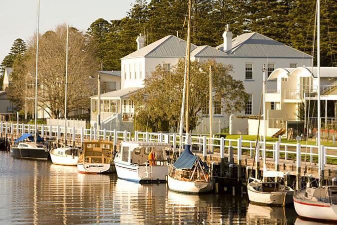 Port Fairy, Victoria. Australia